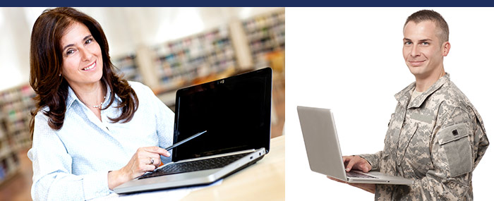 Online learning at The University of Akron