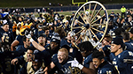 Zips win MAC East Title with 24-14 victory over Kent State